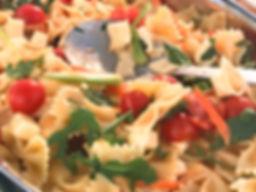 Pasta fredda cucina Gobbi Hotels Gatteo