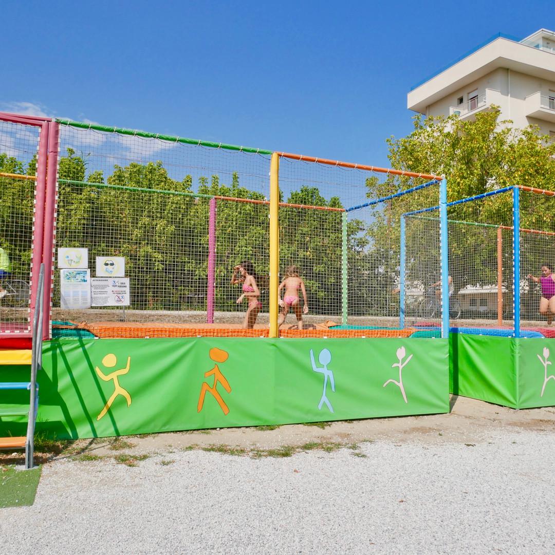 Parco Marco Sport Gatteo Mare Gobbi Hotels