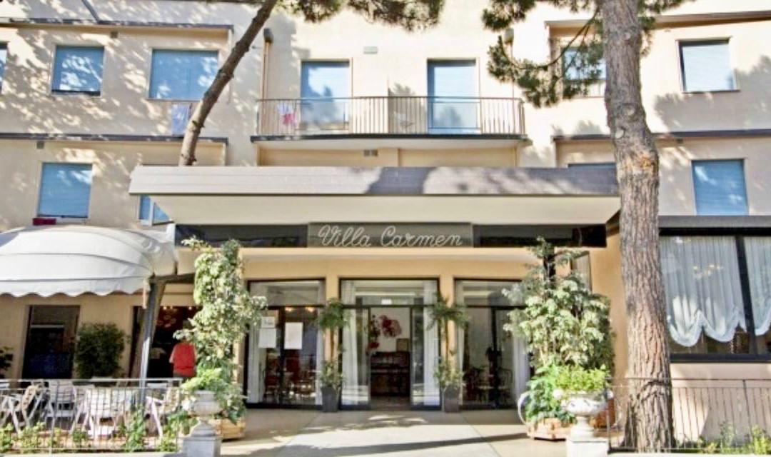 Hotel Dependance Villa Carmen Gobbi Hotels Gatteo Mare