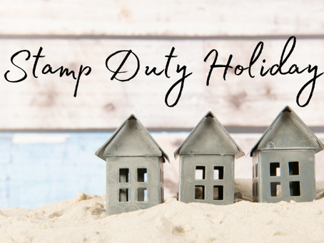 Stamp Duty - Just Three Months To Go!