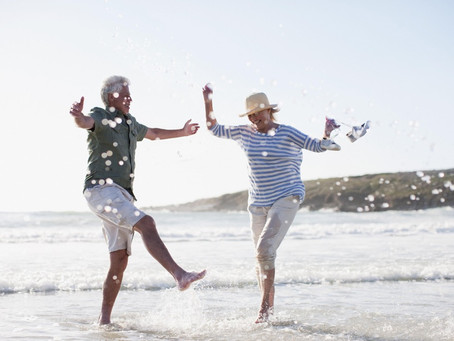 The 3 Secrets Of The Happiest Retirees