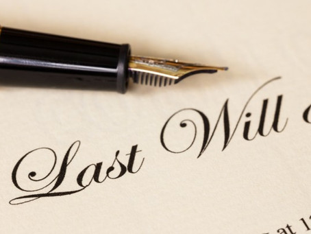 Did You Know? A Letter of Wishes can be as important as your Will