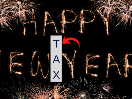 Happy New Tax Year of 2021/2022