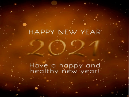 Make it a Happy & Healthy New Year
