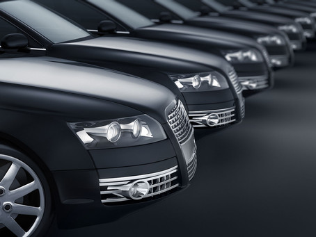 Company cars – rolling downhill?