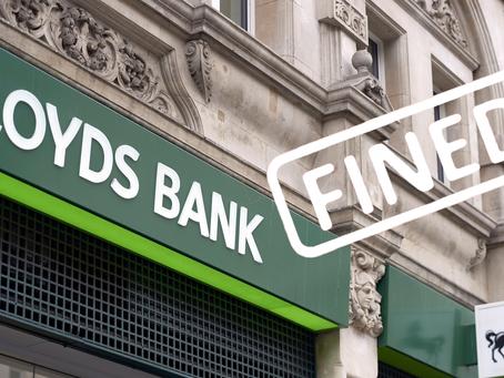 Lloyds Bank does it again!