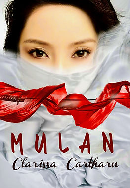Mulan Book by Clarissa Cartharn