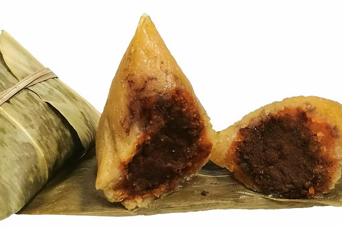 Red Bean Kee Chang | 红豆沙粽子