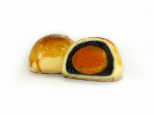 Rose Red Bean & Yolk | 玫瑰红豆沙&咸蛋黄 (6 Pcs | 6粒装)