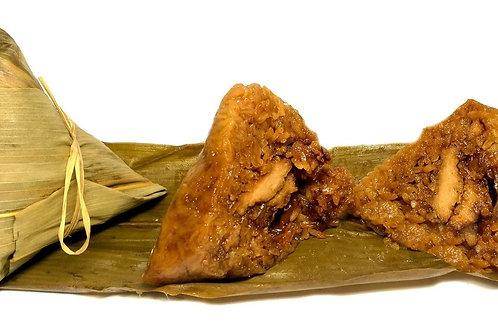 Vegetarian Rice Dumpling | 斋粽子