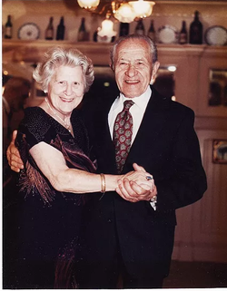 Mom and Dad, Pasadena, 1995