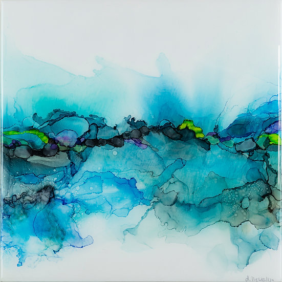 Title:  Sea Glass