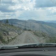 Magruder Road, backwoods Idaho