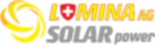 LOMINA SOLAR photovoltaic logo and link to solar main page