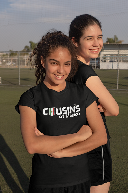 Cousin's of Mexico Women's T-Shirt