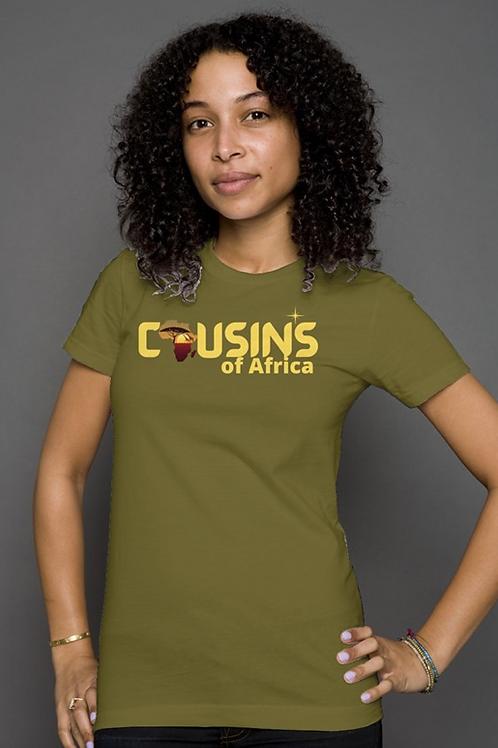 Cousins of Africa Women's Tee Shirt