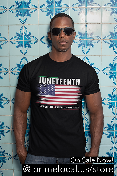 Juneteenth Men's T-Shirt
