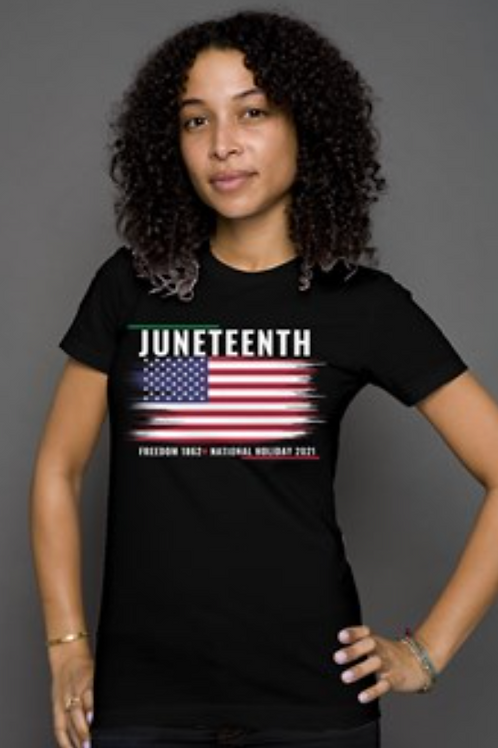Juneteenth Women's T-Shirt
