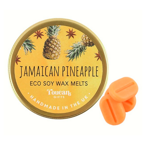 Jamaican Pineapple Eco Soy Wax Melt