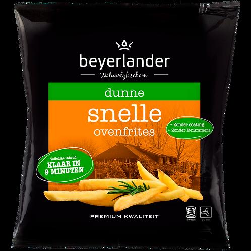 Beyerlander dunne ovenfrites