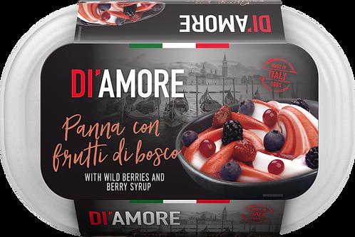 Di'amore Panna con frutti di Bosco