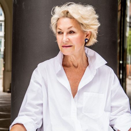 Lieblings-Model: Carla von Bergmann