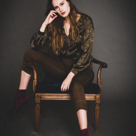 Fashion Shoot: Schneider Silk Collection by Ines Schneider