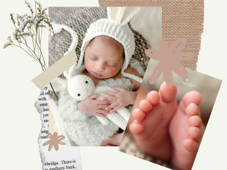 How to make the perfect scrapbook of your baby's memories