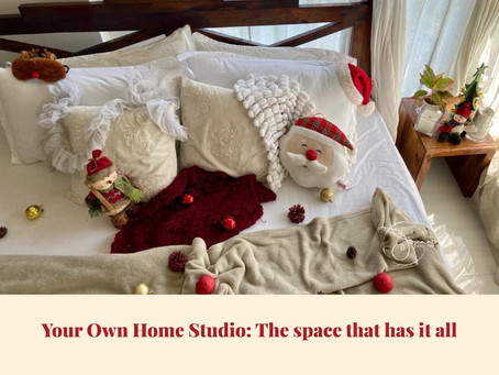 Your Own Home Studio: The space that has it all