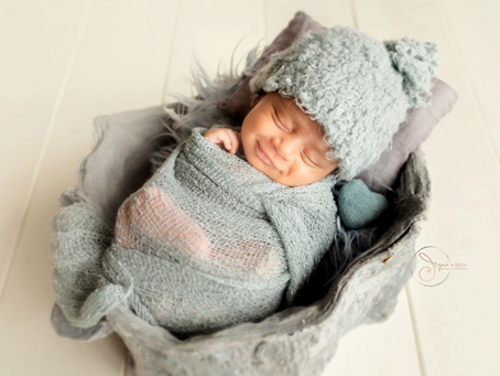 Ideal Time for Newborn Photo Session