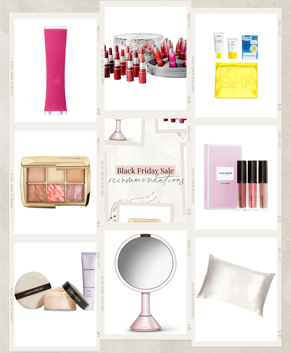 Black Friday Sale Recommendations Beauty