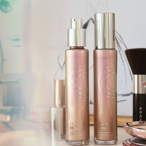 Becca Cosmetics Ignite Liquified Light Face & Body Highlighter, Review