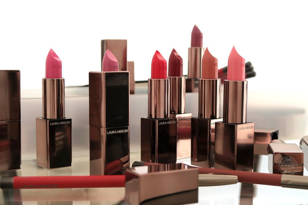 Rouge Essentiel Silky Creme Lipstick Laura Mercier Review