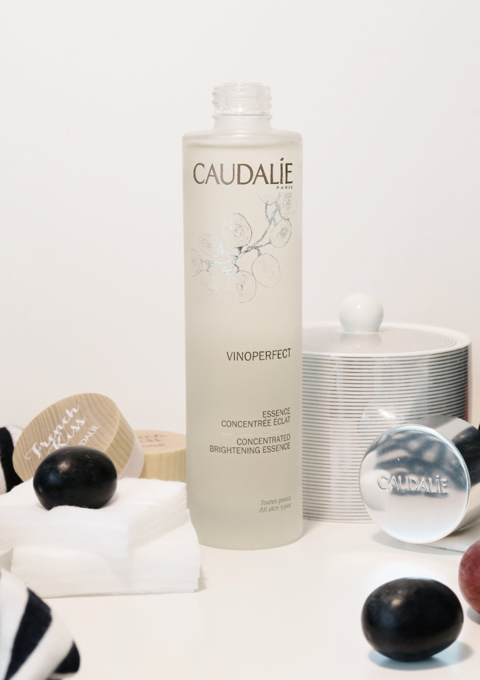 caudalie vinoperfect concentrated brightening essence review
