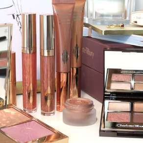 Charlotte Tilbury Glowgasm Collection, Review
