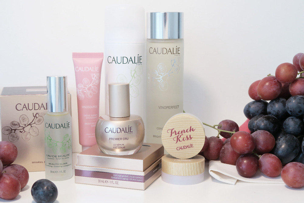 caudalie must-haves skincare review