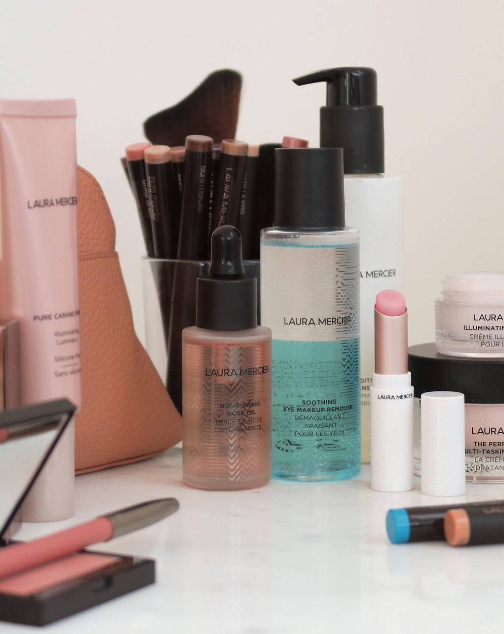 laura mercier skincare review