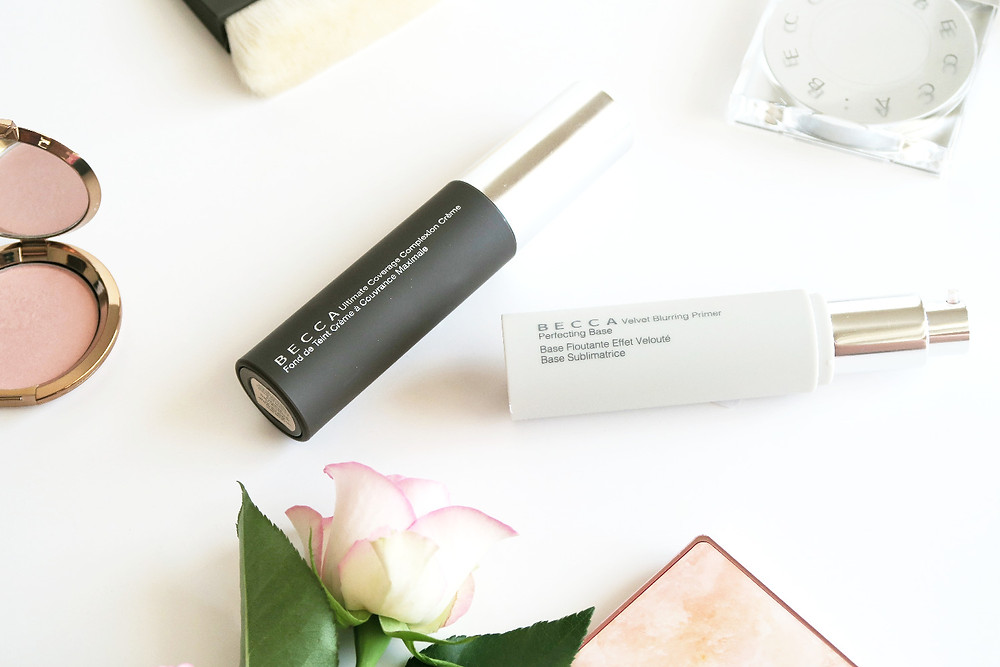 Becca Cosmetics Ultimate Coverage Complexion Creme Review