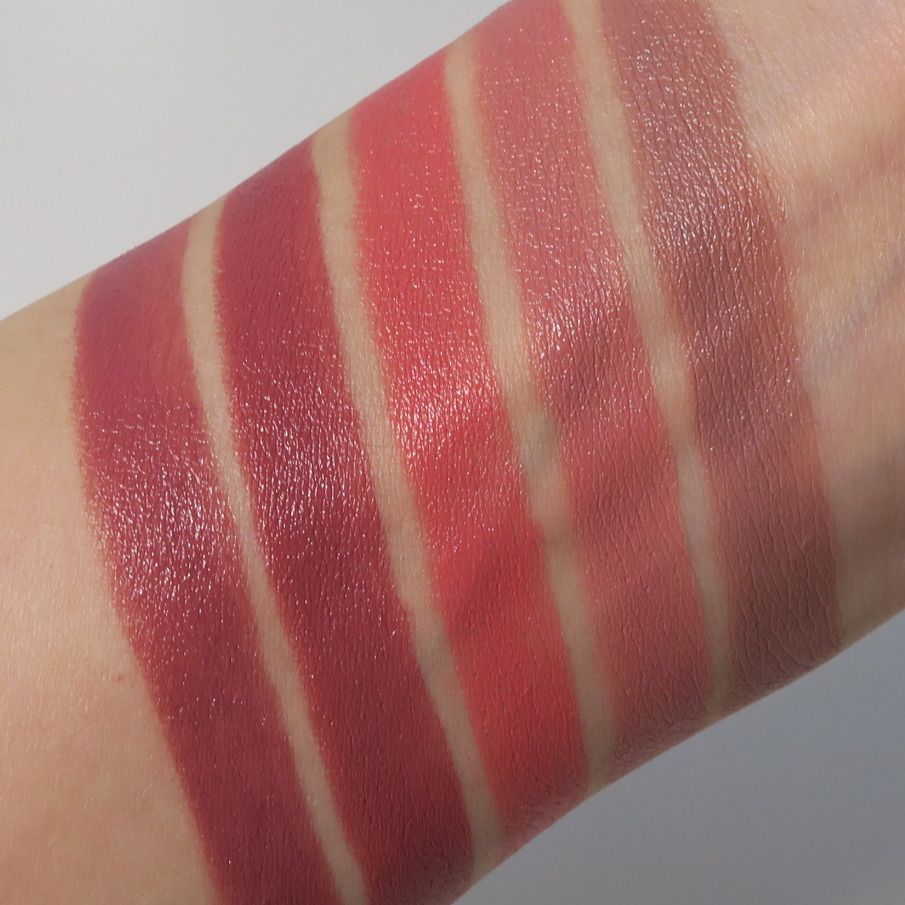 Power Move Lip Crayon Swatches