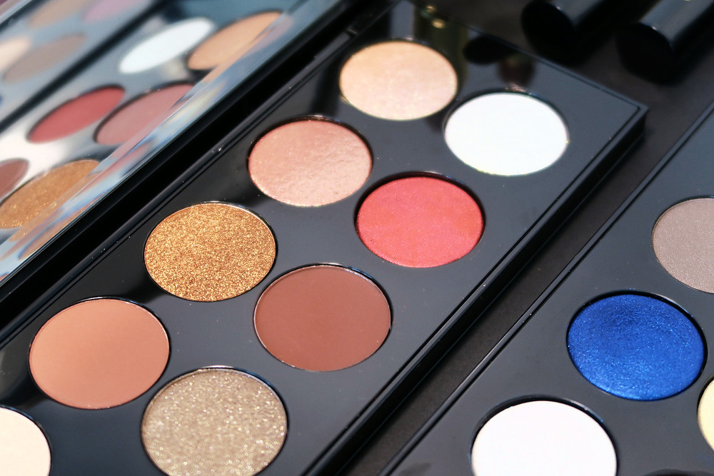 pat mcgrath bronze seduction eyeshadow palette review