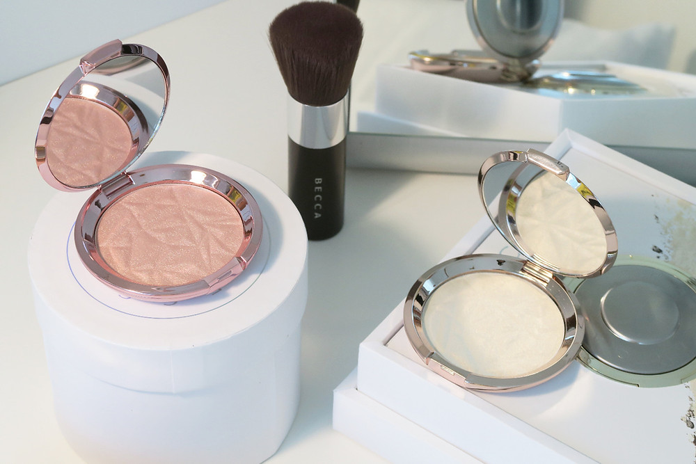 becca cosmetics rose quartz vanilla quartz review