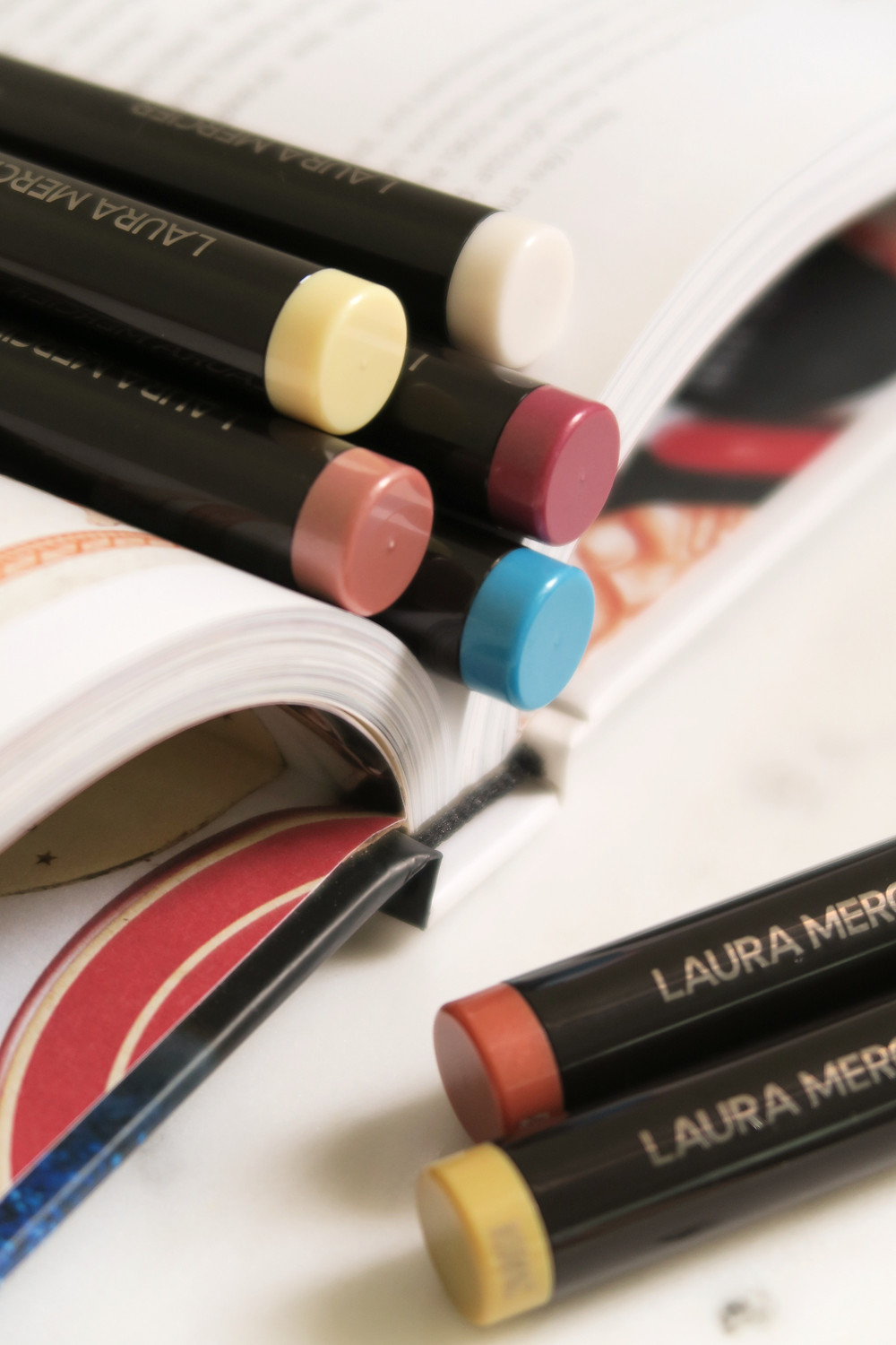laura mercier caviar stick eye color review