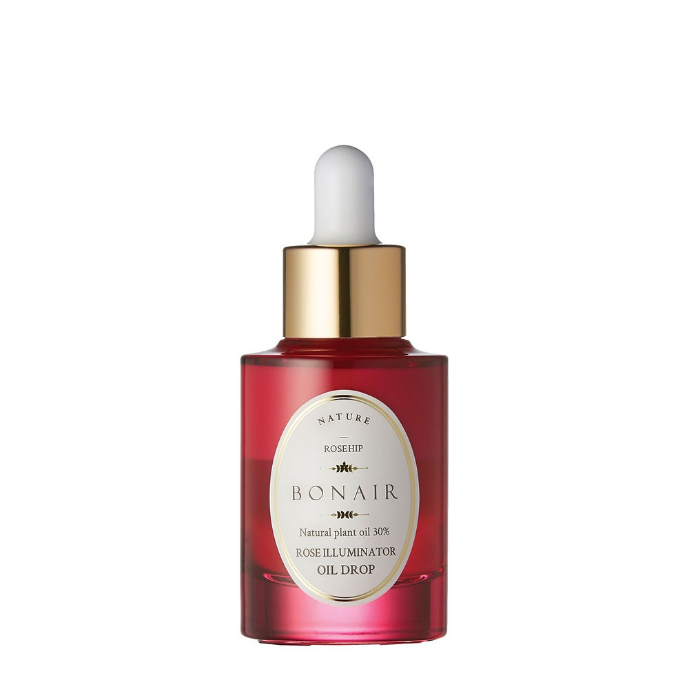 rose illuminator oil drop bonair review