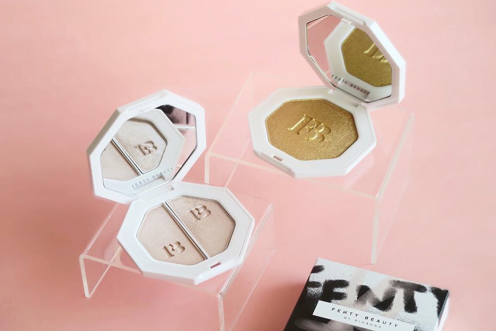 fenty beauty killawatt highlighter review