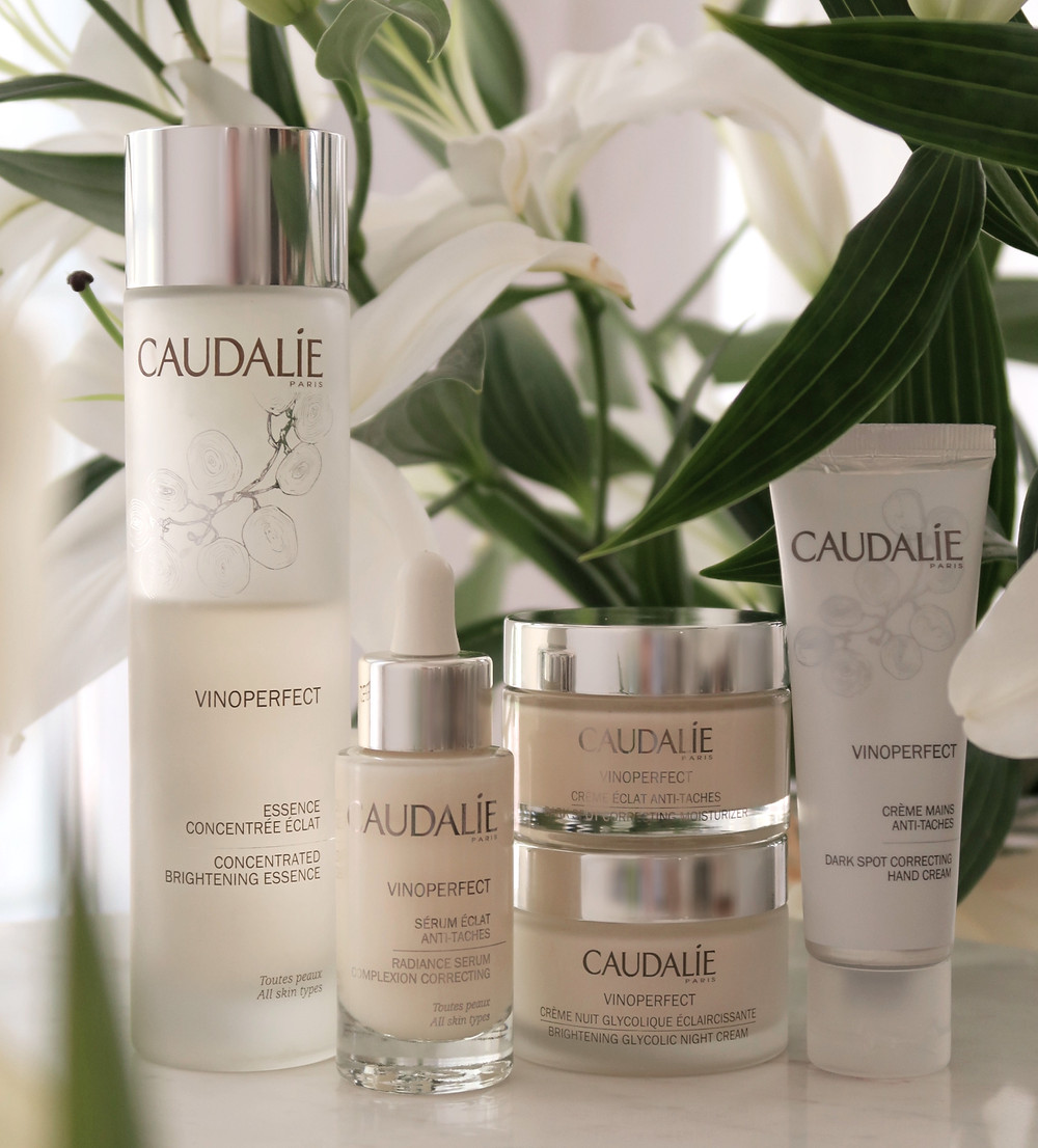 caudalie vinoperfect collection review