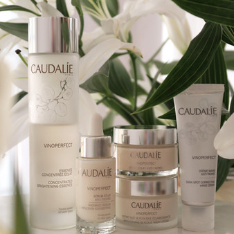 Caudalie Vinoperfect Range, Review