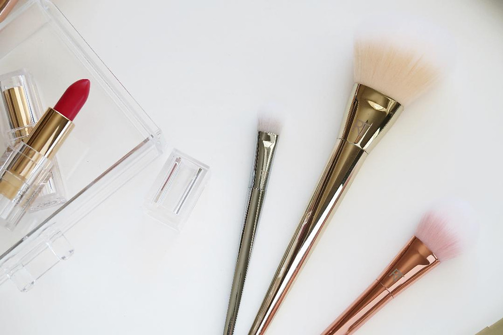 real techniques bold metals brushes review