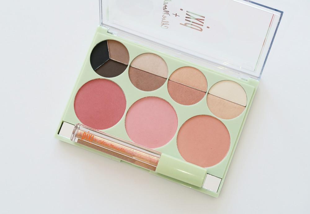 pixi beauty palette chloette review