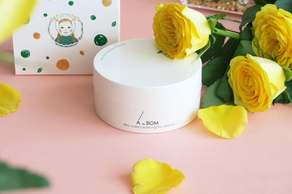 a by bom ultra watery eoseongcho cleanser review