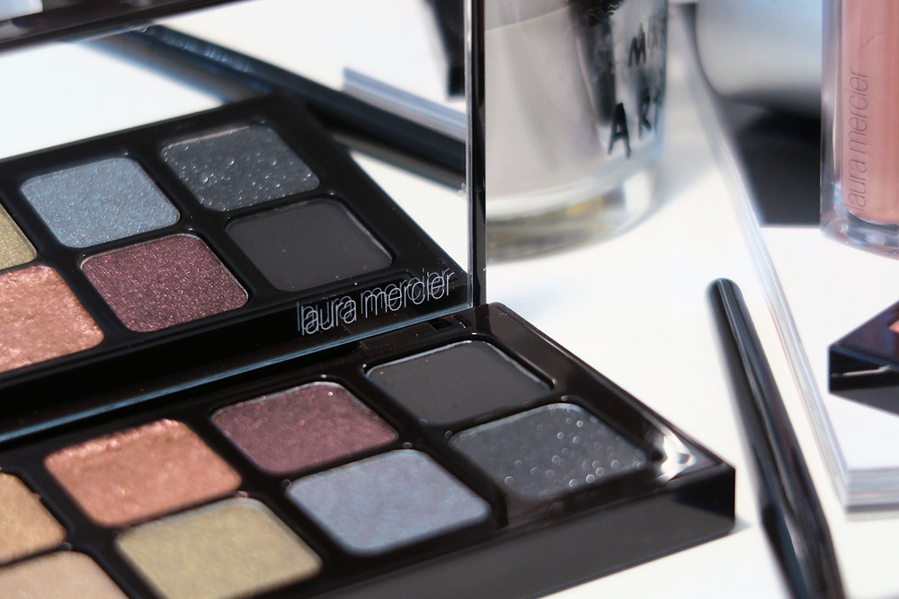 laura mercier hidden gems eyeshadow palette review